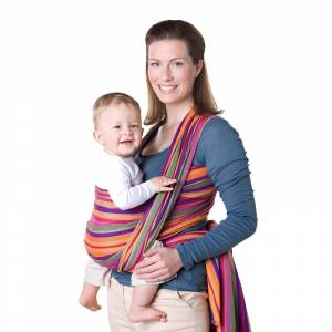 Amazonas nosiljka Carry Sling Lollipop 510 cm