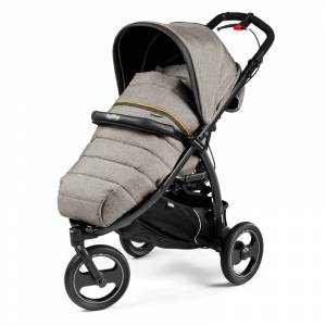 Peg Perego kolica na 3 kotača Book Cross Luxe Grey