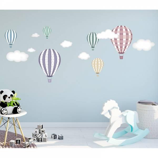 MagisWall zidna naljepnica Cute Ballons