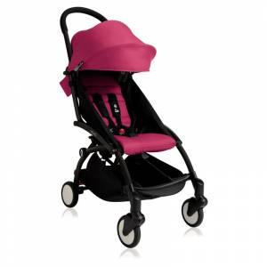 BabyZen Yoyo+ kolica 6+ Pink crni okvir