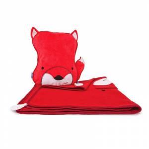 Trunki jastuk i dekica SnooziHedz Fox Felix