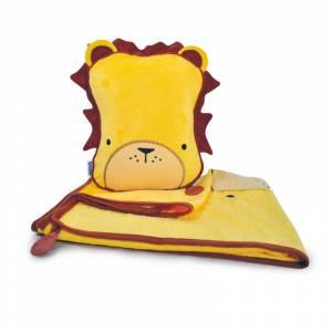 Trunki jastuk i dekica SnooziHedz Leon Leeroy