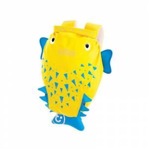 Trunki ruksak PaddlePak Spike the Blow fish
