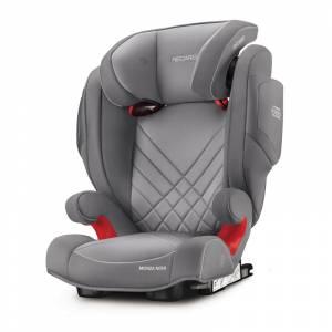 Recaro autosjedalica Monza Nova 2 Seatfix Aluminium Grey