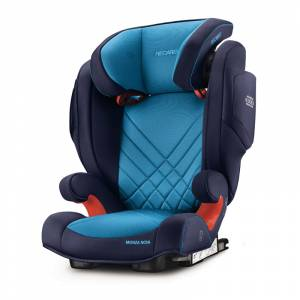 Recaro autosjedalica Monza Nova 2 Seatfix Xenon Blue