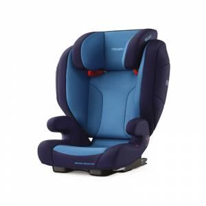 Recaro autosjedalica Monza Nova Evo Seatfix Xenon Blue