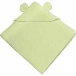 Bubaba rucnik s kapuljacom s usima zeleni