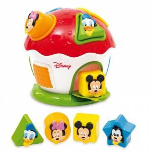 Clementoni igracka slaganje oblika Mickey i prijatelji