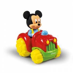 Clementoni traktor Mickey