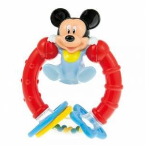 Clementoni zvecka Mickey Mouse okrugla