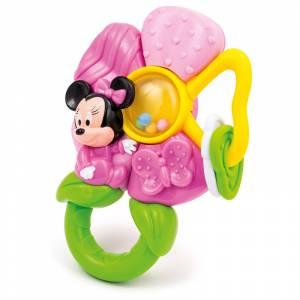 Clementoni zvecka cvijet Minnie Mouse