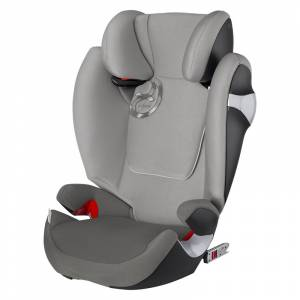 Cybex autosjedalica Solution M-Fix Manhattan Grey