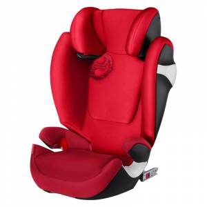 Cybex autosjedalica Solution M-Fix Rebel Red