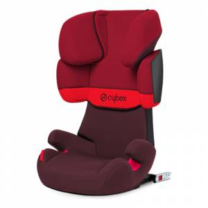 Cybex autosjedalica Solution X-Fix Rumba Red