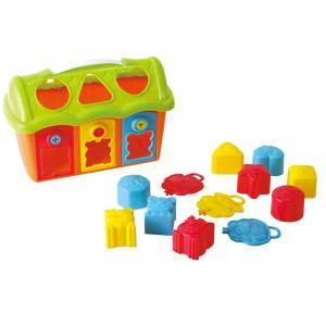 PlayGo igra oblika i zakljucavanja stajica