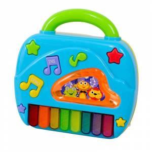 PlayGo igracka 2u1 telefon i klavir