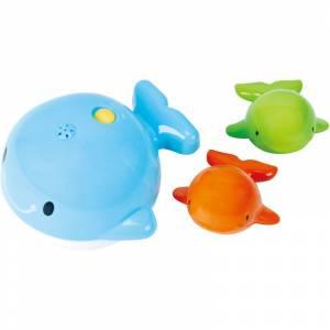 PlayGo igracka za kupanje mama i bebe kitovi