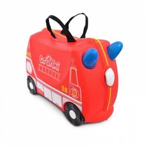 Trunki Ride-on kofer Frank Fire Truck (1)
