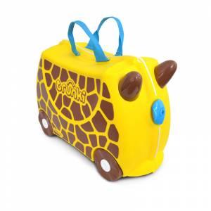 Trunki Ride-on kofer Gerry Giraffe (1)
