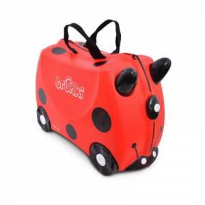 Trunki Ride-on kofer Harley Ladybug (1)