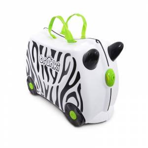 Trunki Ride-on kofer Zimba Zebra (1)