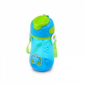 Trunki bocica sa slamkom Drinks Bottle Terrance Blue