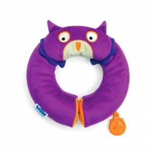 Trunki jastucic za putovanje Yondi Purple Ollie S_1