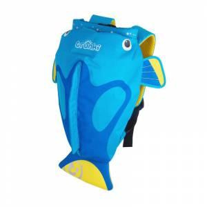 Trunki ruksak PaddlePak Tang the Tropical Fish Blue
