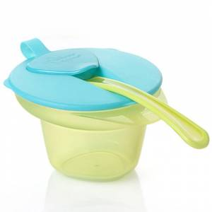 Tommee Tippee Explora zdjelica Cool & Mash plava