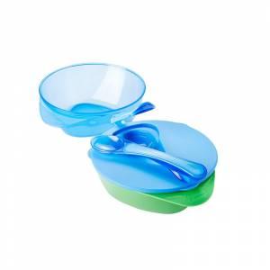 Tommee Tippee Explora zdjelica za samostalno hranjenje plava.jpeg