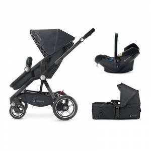Concord kolica 3u1 Camino mobility set Cosmic black