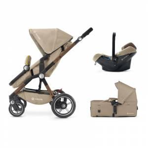 Concord kolica 3u1 Camino mobility set Powder beige