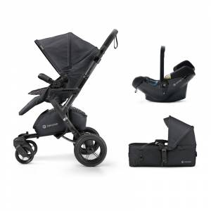 Concord kolica 3u1 Neo mobility set Cosmic black