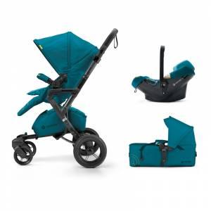 Concord kolica 3u1 Neo mobility set Scuba green