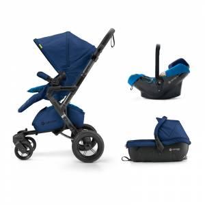 Concord kolica 3u1 Neo travel set Snorkel blue