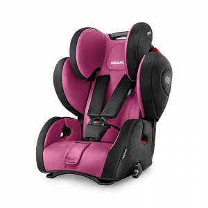 Recaro autosjedalica Young Sport Hero Pink (1)