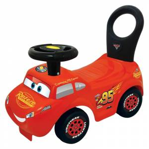 Kiddieland guralica Cars MCQueen trkaci auto