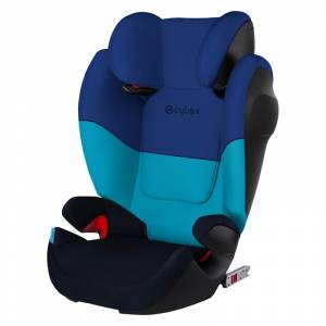 Cybex autosjedalica Solution M-Fix SI Blue Moon