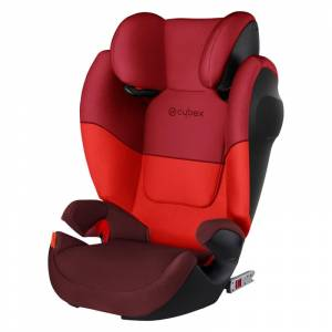 Cybex autosjedalica Solution M-Fix SI Rumba red
