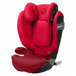 Cybex autosjedalica Solution S-Fix Rabel red