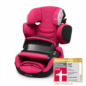 Kiddy autosjedalica GuardianFix 3 Berry Pink