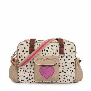 Pink Lining torba za pelene Yummy Mummy Dalmation Fever