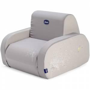 Chicco foteljica Twist Light grey