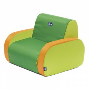 Chicco foteljica Twist Summer green