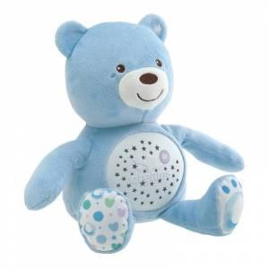 Chicco moj prvi medvjedic plavi (1)
