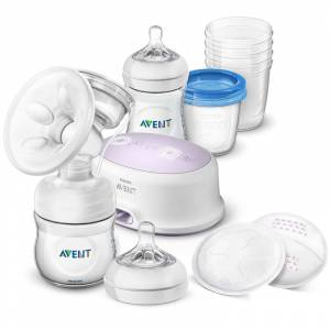 Philips Avent elektricna izdajalica set Natural
