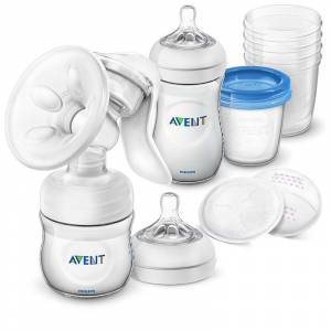 Philips Avent izdajalica set Natural