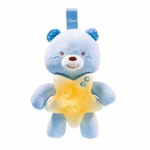 Chicco medvjedic plavi