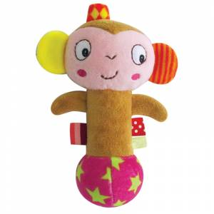 Tob zvecka mekana majmun MoMo (2)
