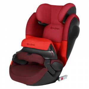 Cybex autosjedalica Pallas M-Fix SL Rumba red